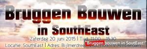Bruggen Bouwen in SouthEast geslaagd!!!