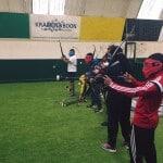 Bumperballs & Archery Tagz