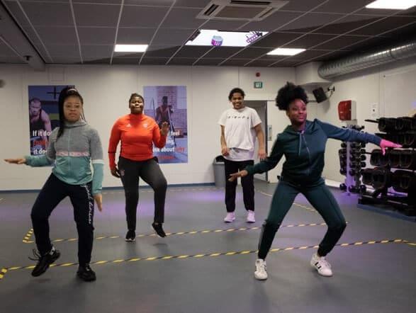 jdk activiteit dansen meiden